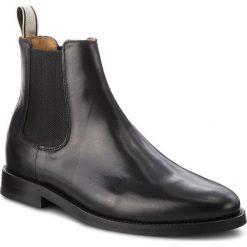 Sztyblety GANT - Max 17651893  Black G00. Botki męskie marki Giacomo Conti. W wyprzedaży za 439.00 zł.
