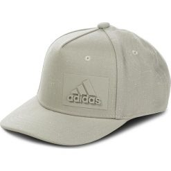 Czapka z daszkiem adidas - H90 Melange Cap CF4876 Chapea/White/Chapea. Szare czapki i kapelusze damskie Adidas. Za 99.00 zł.