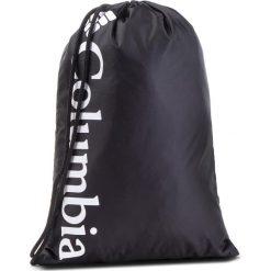 Plecak COLUMBIA - Drawstring Bag 1585781 Black 010. Czarne plecaki damskie Columbia, z materiału, sportowe. Za 49.99 zł.