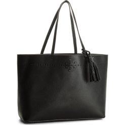 Torebka TORY BURCH - 42200 Black/Royal Navy 018. Czarne torebki do ręki damskie Tory Burch, ze skóry. Za 1,679.00 zł.