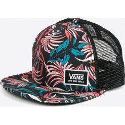 Vans - Czapka. Szare czapki i kapelusze damskie Vans, z bawełny. W wyprzedaży za 89.90 zł.