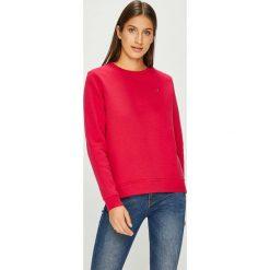 Tommy Hilfiger - Bluza Louisa. Różowe bluzy damskie Tommy Hilfiger, z bawełny. Za 359.90 zł.