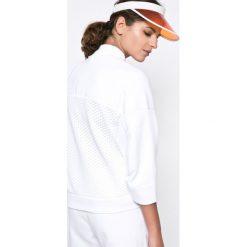 Adidas Performance - Bluza. Bluzy sportowe damskie adidas Performance, z bawełny. W wyprzedaży za 379.90 zł.