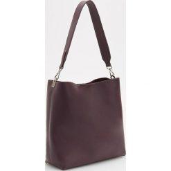 Torebka na ramię - Bordowy. Czerwone torby na ramię damskie Reserved. Za 129.99 zł.