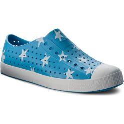 Trampki NATIVE - Jefferson Print 11100101-8546 Wave Blue/Shell White/Big Star. Trampki męskie marki Converse. W wyprzedaży za 169.00 zł.
