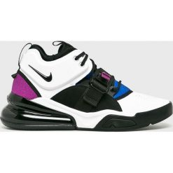 Nike Sportswear - Buty Air Force 270. Szare buty sportowe męskie Nike Sportswear, z materiału. W wyprzedaży za 599.90 zł.