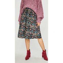 Medicine - Spódnica Vintage Revival. Szare spódnice damskie MEDICINE, z bawełny, vintage. Za 119.90 zł.