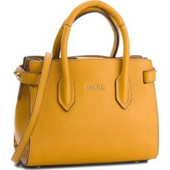 Torebka FURLA - Pin 978757 B BQM3 OAS Ginestra e. Żółte torebki do ręki damskie Furla, ze skóry. Za 1,290.00 zł.