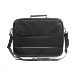 Accura ProOffice Carlo ACC6003 15,6'' czarna. Czarne torby na laptopa męskie Accura, w paski. Za 49.90 zł.