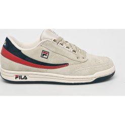 Fila - Buty Original Tennis. Szare buty sportowe męskie Fila, z gumy. W wyprzedaży za 379.90 zł.