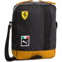 Saszetka PUMA - Sf Fanwear Portable 075501 02 Puma Black. Białe saszetki męskie Puma, z materiału, młodzieżowe. W wyprzedaży za 119.00 zł.