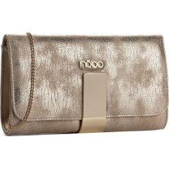 Torebka NOBO - NBAG-C4480-C015 Srebrny. Brązowe torebki do ręki damskie Nobo, ze skóry ekologicznej. W wyprzedaży za 119.00 zł.