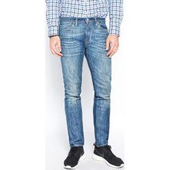 Levi's - Jeansy 511 Slim Fit. Brązowe jeansy męskie Levi's. W wyprzedaży za 299.90 zł.