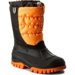 Śniegowce CMP - Kids Hanki 3Q48064J Nero U901. Buty zimowe dziewczęce marki bonprix. W wyprzedaży za 149.00 zł.
