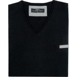 Sweter DARIO SWC000020. Swetry przez głowę męskie marki Giacomo Conti. Za 229.00 zł.