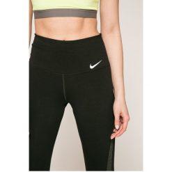 Nike - Legginsy. Legginsy sportowe damskie Nike, z bawełny. Za 199.90 zł.