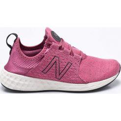 New Balance - Buty Wcruzhm. Różowe obuwie sportowe damskie New Balance. W wyprzedaży za 269.90 zł.