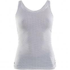 Craft Koszulka Essential White M. Białe koszulki sportowe damskie Craft, na ramiączkach. W wyprzedaży za 55.00 zł.