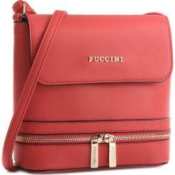 Torebka PUCCINI - BT18498  Red. Torebki do ręki damskie Puccini. W wyprzedaży za 109.00 zł.