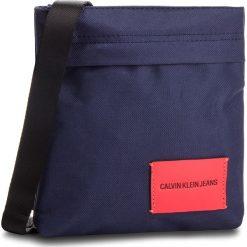 Saszetka CALVIN KLEIN JEANS - Sport Essential Micr K40K400376 448. Niebieskie saszetki męskie Calvin Klein Jeans, z jeansu, młodzieżowe. Za 279.00 zł.