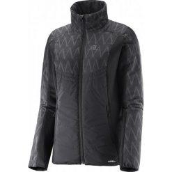 Salomon Kurtka Drifter Mid Jacket W Black/Black M. Czarne kurtki sportowe damskie Salomon, z materiału. W wyprzedaży za 449.00 zł.