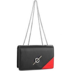 Torebka MONNARI - BAG8220-020 Black With Red. Czarne torby na ramię damskie Monnari. W wyprzedaży za 169.00 zł.