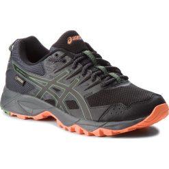 Buty ASICS - Gel-Sonoma 3 G-Tx GORE-TEX T727N Black/Dark Grey 002. Czarne buty sportowe męskie Asics, z gore-texu. Za 410.00 zł.