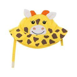 Zoocchini Kapelusz UV 50+ Żyrafa 12-24M. Żółte czapki dla dzieci Zoocchini. Za 50.45 zł.