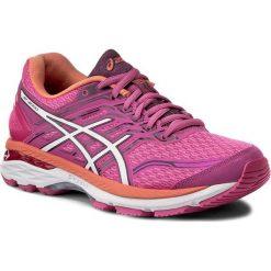 Buty ASICS - GT-2000 5 T757N Pink Glow/White/Dark Purple 2001. Czerwone obuwie sportowe damskie Asics, z materiału. W wyprzedaży za 359.00 zł.