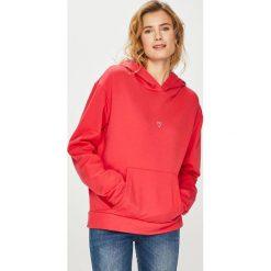 Answear - Bluza. Różowe bluzy damskie ANSWEAR, z bawełny. Za 89.90 zł.