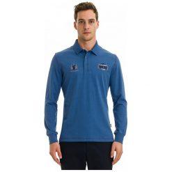 Galvanni Koszulka Polo Męska Redcliffe L Niebieski. Koszulki polo męskie marki INESIS. W wyprzedaży za 299.00 zł.