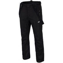 4F Męskie Spodnie Narciarskie H4Z17 spmn003 Czarny M. Czarne spodnie sportowe męskie 4f. W wyprzedaży za 221.00 zł.