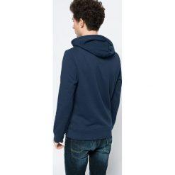 Levi's - Bluza. Szare bluzy męskie Levi's, z nadrukiem, z bawełny. Za 269.90 zł.