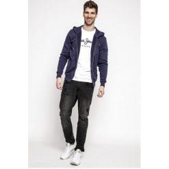 Pepe Jeans - Bluza. Szare bluzy męskie Pepe Jeans, z bawełny. Za 299.90 zł.