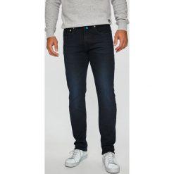 Pierre Cardin - Jeansy. Niebieskie jeansy męskie Pierre Cardin. W wyprzedaży za 399.90 zł.