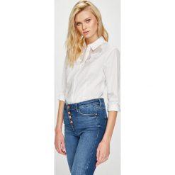 Guess Jeans - Koszula. Szare koszule damskie Guess Jeans, z jeansu, z długim rękawem. Za 399.90 zł.