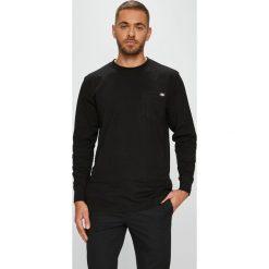 Dickies - Longsleeve. Czarne bluzki z długim rękawem męskie Dickies, polo. W wyprzedaży za 139.90 zł.