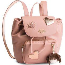 Plecak LOVE MOSCHINO - JC4061PP17LF0600 Rosa. Czerwone plecaki damskie Love Moschino, ze skóry ekologicznej, klasyczne. Za 959.00 zł.