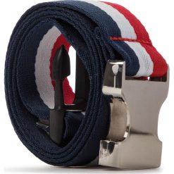 Pasek Męski TOMMY JEANS - Tju Webbing Belt 4.0 AU0AU00360 902. Niebieskie paski damskie Tommy Jeans, w paski, z jeansu. Za 179.00 zł.