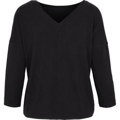 """Koszulka """"Pearl"""" w kolorze czarnym. T-shirty damskie Frieda Sand, z bawełny. W wyprzedaży za 65.95 zł."""