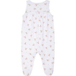 Polo Ralph Lauren BEAR BABY SET  Body white/pink/multicolor. Śpioszki niemowlęce Polo Ralph Lauren, z bawełny. Za 459.00 zł.