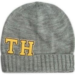 Czapka TOMMY HILFIGER - TH Patch Hat Solid AW0AW03335 901. Czapki i kapelusze damskie marki WED'ZE. W wyprzedaży za 159.00 zł.