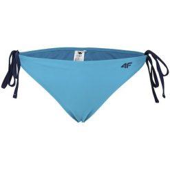 Kostium kąpielowy (dół) KOS001B - jasny niebieski. Niebieskie kostiumy jednoczęściowe damskie 4f. W wyprzedaży za 29.99 zł.
