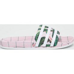 Adidas Originals - Klapki Adilette W. Szare klapki damskie adidas Originals, z materiału. Za 199.90 zł.