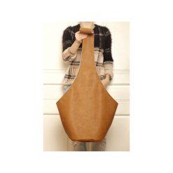 Long Boogi bag ruda wygodna torba z szerokim paskiem. Brązowe torby na ramię damskie Hairoo. Za 205.00 zł.