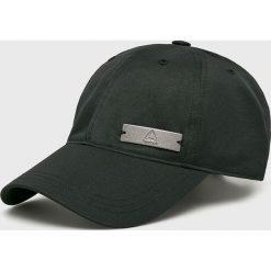 Reebok - Czapka. Czarne czapki i kapelusze damskie Reebok, z poliesteru. Za 59.90 zł.