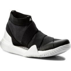 Buty adidas - PureBoost X Trainer 3.0 Ll CG3524 Cblack/Crywht/Carbon. Czarne obuwie sportowe damskie Adidas, z materiału. W wyprzedaży za 439.00 zł.