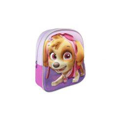 Plecak 3D Psi Patrol 31 cm. Różowe torby i plecaki dziecięce Cerda. Za 48.99 zł.