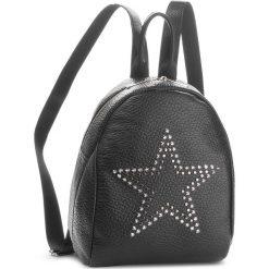 Plecak JENNY FAIRY - RC15326 Czarny. Czarne plecaki damskie Jenny Fairy, ze skóry ekologicznej, eleganckie. Za 119.99 zł.