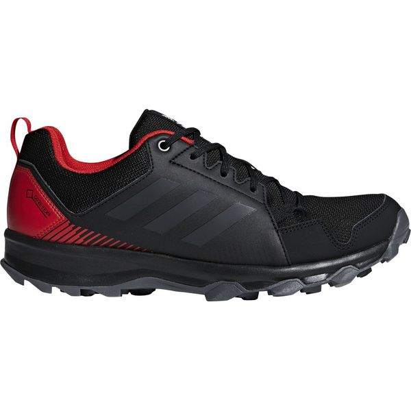 Adidas buty męskie Terrex Tracerocker GtxCblackCarbonActred 46,7